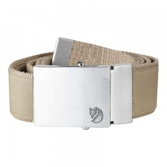 Canvas Money Belt (Light Khaki)