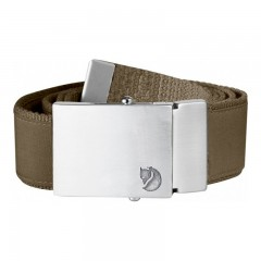 Canvas Money Belt (Dark Olive)