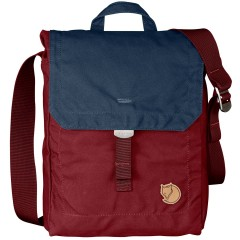 Foldsack No.3 (Ox Red-Navy)
