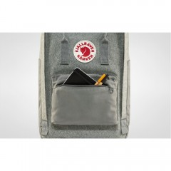 "Kånken Re-Wool Laptop 15"" (Granite Grey)"