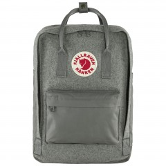 """Kånken Re-Wool Laptop 15"""" (Granite Grey)"""