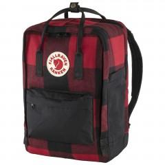 """Kånken Re-Wool Laptop 15"""" (Red-Black)"""