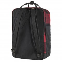 "Kånken Re-Wool Laptop 15"" (Red-Black)"