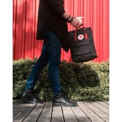 Kånken (Black-Ox Red)
