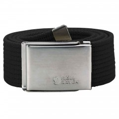 Canvas Belt (Black)
