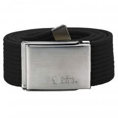 Canvas Belt (Black)
