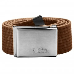 Canvas Belt (Chestnut)