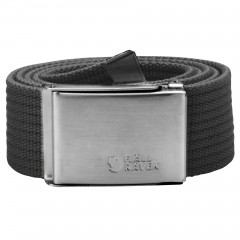 Canvas Belt (Dark Grey)
