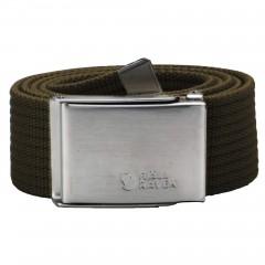 Canvas Belt (Dark Olive)