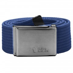 Canvas Belt (Deep Blue)