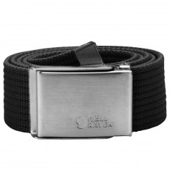 Merano Canvas Belt (Black)