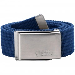 Merano Canvas Belt (Deep Blue)