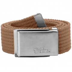 Merano Canvas Belt (Dark Sand)