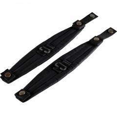Kånken Shoulder Pads (Black)