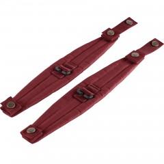 Kånken Shoulder Pads (Ox Red)