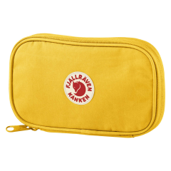 Kånken Travel Wallet (Warm Yellow)