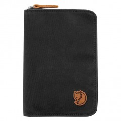 Passport Wallet (Dark Grey)