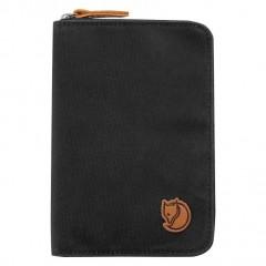 Passport Wallet (Dark Grey)