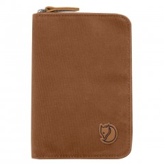 Passport Wallet (Chestnut)