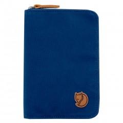 Passport Wallet (Deep Blue)