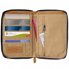 Passport Wallet (Navy)