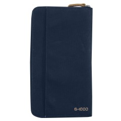 Travel Wallet (Navy)