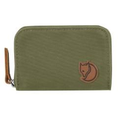 Zip Card Holder (Green)
