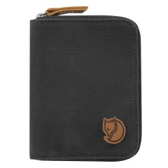 Zip Wallet (Dark Grey)
