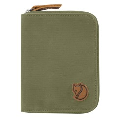 Zip Wallet (Green)
