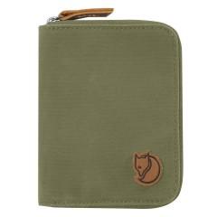 Zip Wallet (Green)